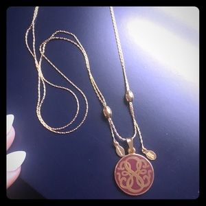 ALEX ANI ANI Expandable Path of Life Necklace